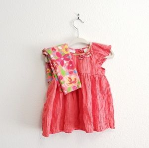 First Impressions Blouse and Pants Outfit 6-9 m